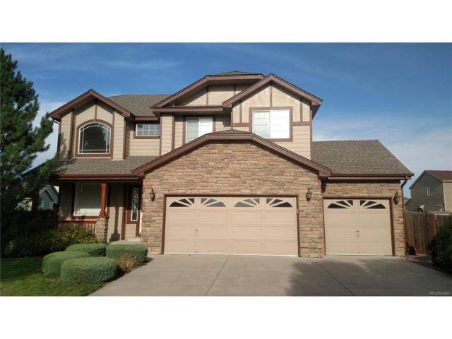 13321 E 106th Avenue, Commerce City, CO 80022 (#5174122) :: The Peak Properties Group