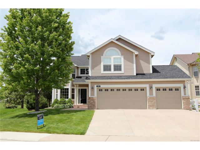 10281 Dunsford Drive, Lone Tree, CO 80124 (MLS #5174406) :: 8z Real Estate