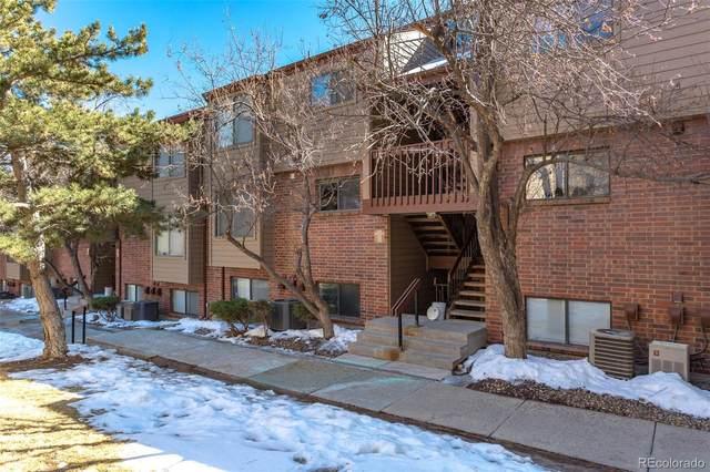326 Wright Street #205, Lakewood, CO 80228 (#5174411) :: Stephanie Fryncko | Keller Williams Integrity