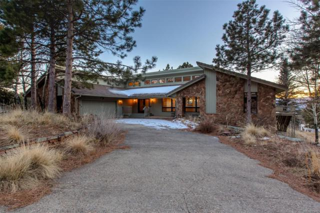 1334 Lupine Way, Golden, CO 80401 (#5174735) :: The City and Mountains Group