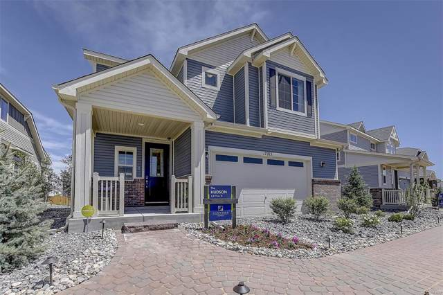 17915 E 107th Place, Commerce City, CO 80022 (#5175151) :: The Healey Group