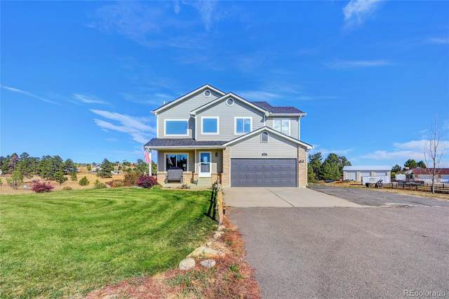 36545 Winchester Road, Elizabeth, CO 80107 (#5175344) :: Wisdom Real Estate