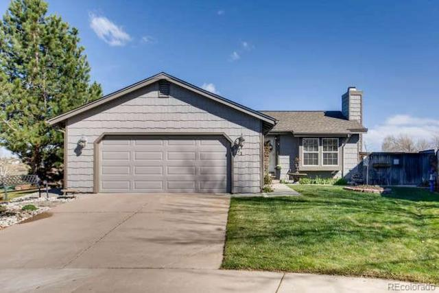 571 Snowy Owl Place, Highlands Ranch, CO 80126 (#5175381) :: The Peak Properties Group