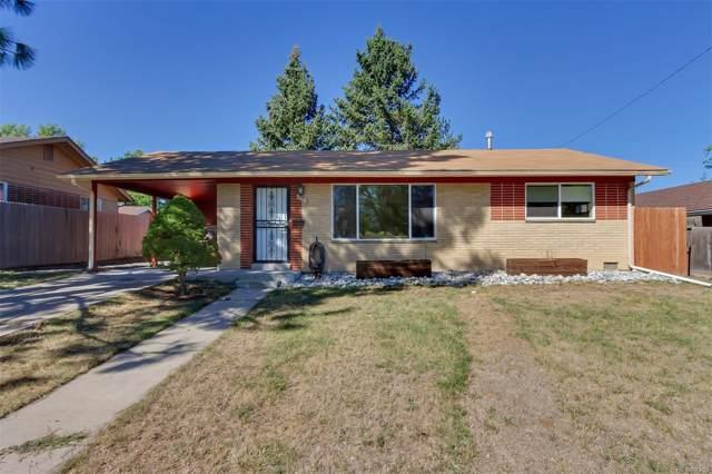 2671 S Lowell Boulevard, Denver, CO 80219 (#5175493) :: The Heyl Group at Keller Williams