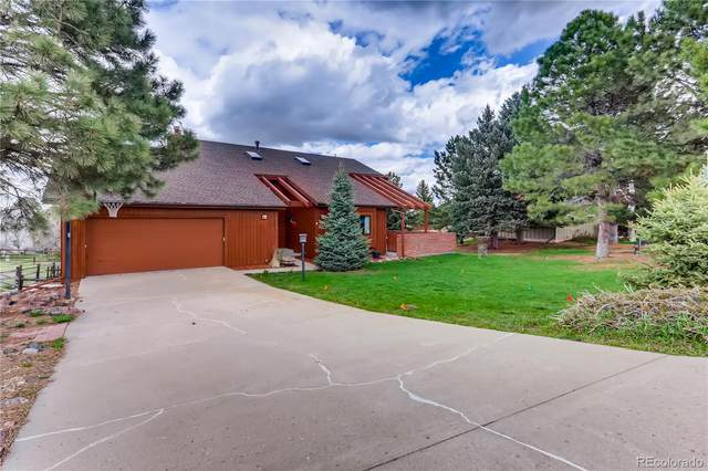 8555 Piute Drive, Parker, CO 80134 (#5175911) :: Wisdom Real Estate