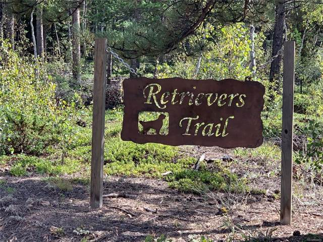 33000 Retrievers Trail, Golden, CO 80403 (MLS #5175999) :: 8z Real Estate