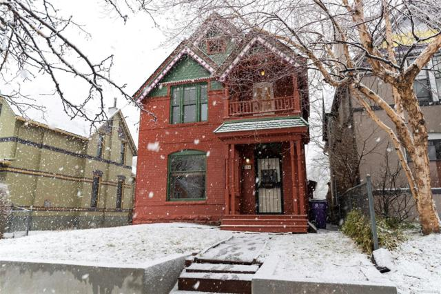 224 W 4th Avenue, Denver, CO 80223 (MLS #5176552) :: 8z Real Estate