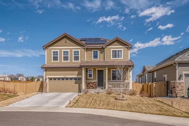 12721 Glencoe Street, Thornton, CO 80241 (MLS #5176626) :: Kittle Real Estate