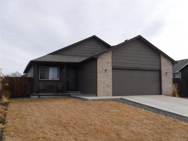 1158 Cottonwood Avenue, Fort Lupton, CO 80621 (#5176947) :: James Crocker Team