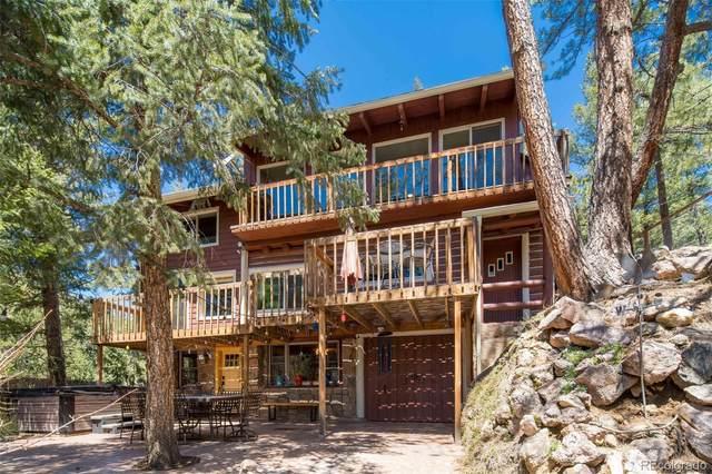 9506 S Deer Creek Canyon Road, Littleton, CO 80127 (#5177124) :: HomeSmart