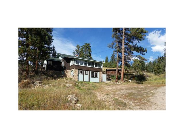 27385 Spruce Lane, Evergreen, CO 80439 (MLS #5177226) :: 8z Real Estate