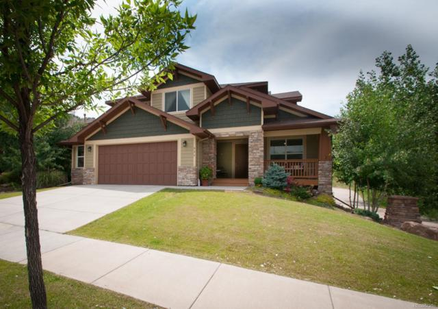 826 Joseph Circle, Golden, CO 80403 (#5177406) :: The City and Mountains Group