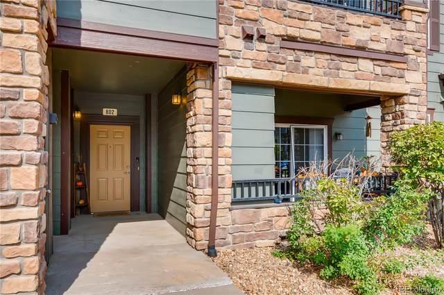 5255 Memphis Street #802, Denver, CO 80239 (#5177529) :: The Scott Futa Home Team