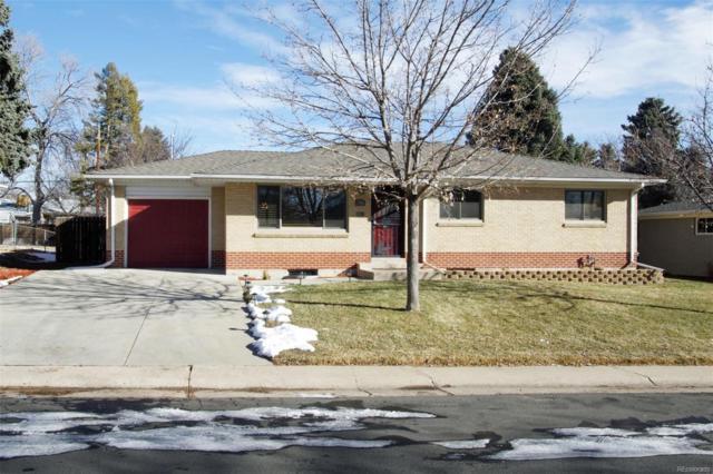 3361 W Arlington Avenue, Littleton, CO 80123 (#5177856) :: Compass Colorado Realty