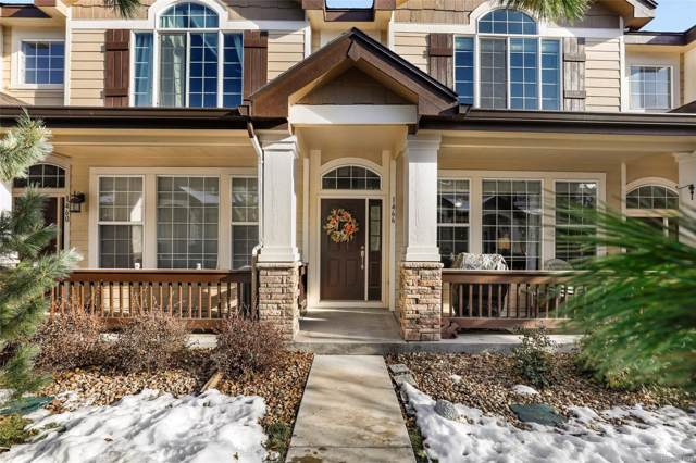 1466 Turnberry Drive, Castle Rock, CO 80104 (#5178306) :: The Peak Properties Group