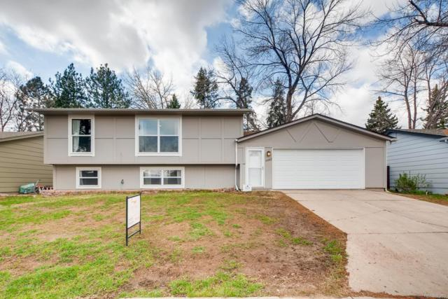 9382 W Cornell Place, Lakewood, CO 80227 (#5178998) :: The Griffith Home Team