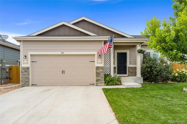 2581 E Prairie Drive, Milliken, CO 80543 (#5179013) :: Berkshire Hathaway HomeServices Innovative Real Estate