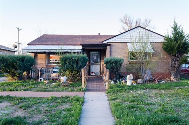 3720 Martin Luther King Boulevard, Denver, CO 80205 (#5179468) :: House Hunters Colorado