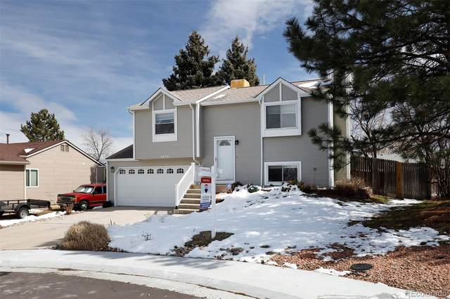 4874 S Gibraltar Lane, Centennial, CO 80015 (#5180084) :: The Gilbert Group
