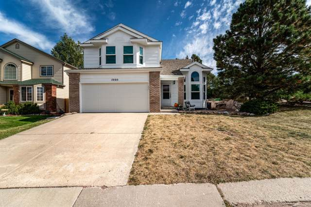15105 Chelmsford Street, Colorado Springs, CO 80921 (#5180412) :: Harling Real Estate