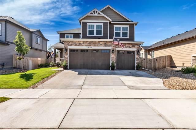 16330 E 100th Avenue, Commerce City, CO 80022 (MLS #5180619) :: 8z Real Estate
