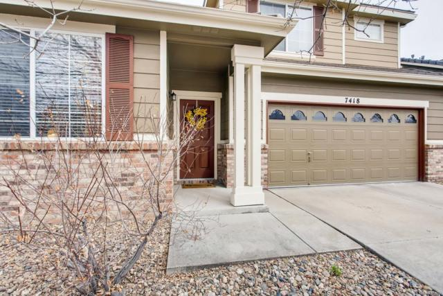 7418 S Norfolk Street, Aurora, CO 80016 (#5180710) :: Bring Home Denver