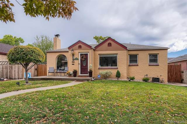 4736 W 30th Avenue, Denver, CO 80212 (#5180885) :: You 1st Realty