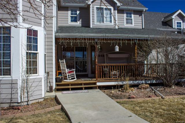 2435 Cessna Drive, Erie, CO 80516 (#5181737) :: The Pete Cook Home Group