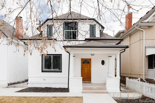 115 S Emerson Street, Denver, CO 80209 (#5181869) :: Hudson Stonegate Team