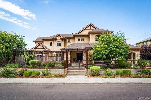 1200 Newport Street, Denver, CO 80220 (MLS #5181910) :: 8z Real Estate