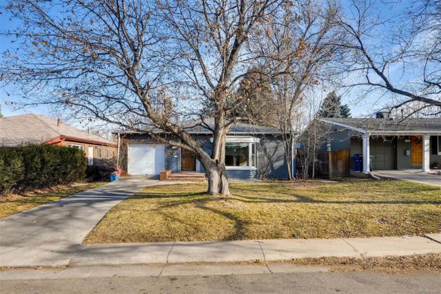 1170 Ivy Street, Denver, CO 80220 (#5182381) :: House Hunters Colorado
