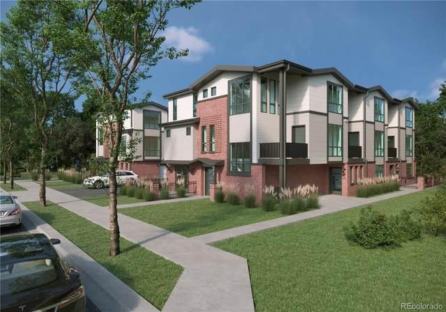 5482 S Nevada Street B, Littleton, CO 80120 (MLS #5182787) :: 8z Real Estate