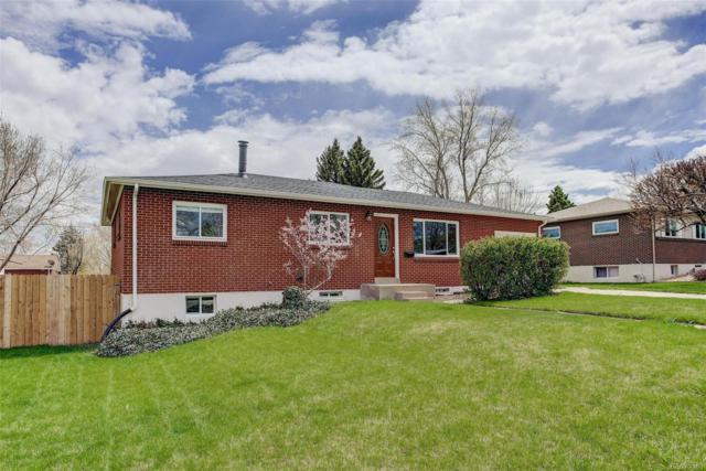 12246 W Ohio Place, Lakewood, CO 80228 (#5183079) :: Colorado Team Real Estate