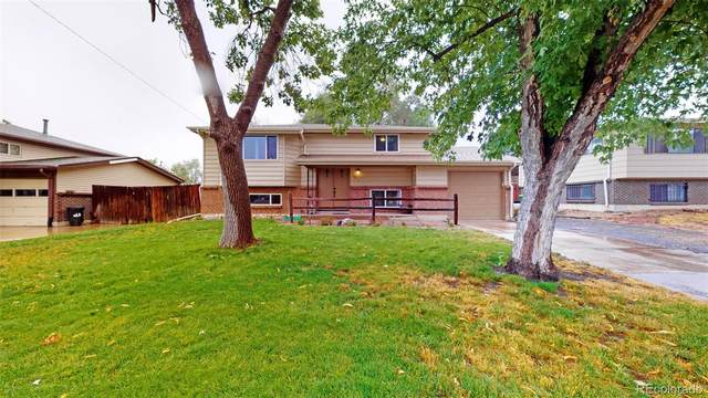 1875 S Teller Street, Lakewood, CO 80232 (MLS #5183195) :: 8z Real Estate