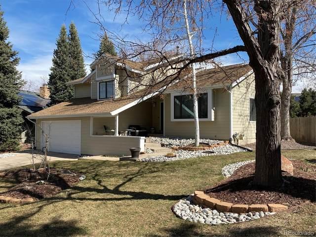8184 S Niagara Court, Centennial, CO 80112 (#5183358) :: Colorado Home Finder Realty