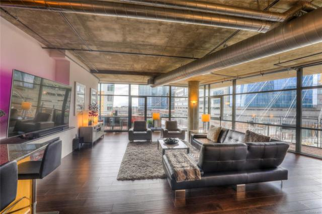 2100 16th Street #509, Denver, CO 80202 (#5183912) :: The DeGrood Team