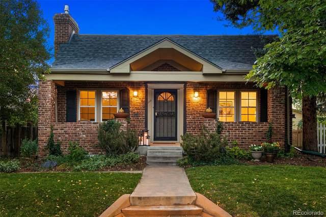 1965 S Emerson Street, Denver, CO 80210 (#5184506) :: Wisdom Real Estate