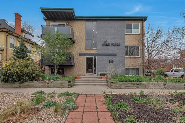 200 N Sherman Street #1, Denver, CO 80203 (#5184631) :: Bring Home Denver with Keller Williams Downtown Realty LLC