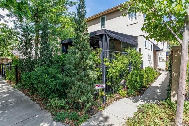 336 Fillmore Street, Denver, CO 80206 (#5185076) :: Venterra Real Estate LLC