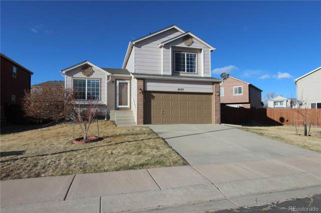 4250 Gracewood Drive, Colorado Springs, CO 80920 (#5185135) :: The Dixon Group