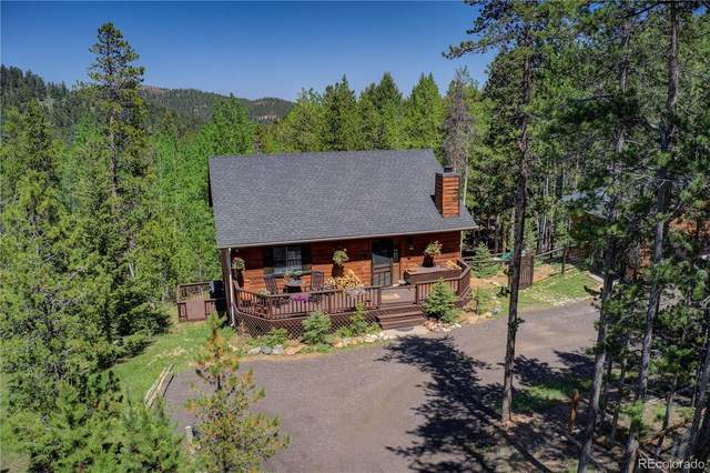 34936 Anna Circle, Evergreen, CO 80439 (MLS #5185883) :: Bliss Realty Group
