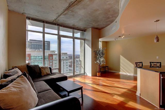 891 14th Street #2112, Denver, CO 80202 (#5185993) :: Real Estate Professionals