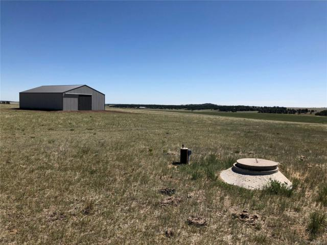 21500 County Road 37, Elbert, CO 80106 (#5186006) :: The Tamborra Team