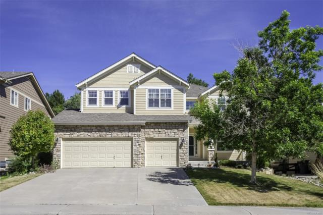 7281 Arco Iris Lane, Castle Pines, CO 80108 (#5186393) :: Bring Home Denver with Keller Williams Downtown Realty LLC