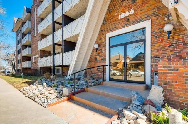 1366 Garfield Street #309, Denver, CO 80206 (#5186562) :: Bring Home Denver