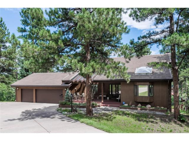 20066 Flint Lane, Morrison, CO 80465 (MLS #5186775) :: 8z Real Estate