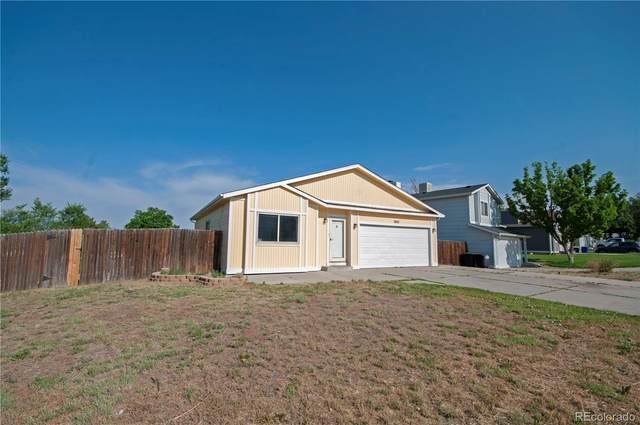 2610 Fredricksburg Drive, Colorado Springs, CO 80922 (#5186938) :: iHomes Colorado