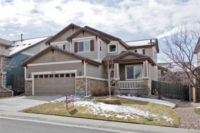 21228 E Nassau Avenue, Aurora, CO 80013 (#5186985) :: The Peak Properties Group