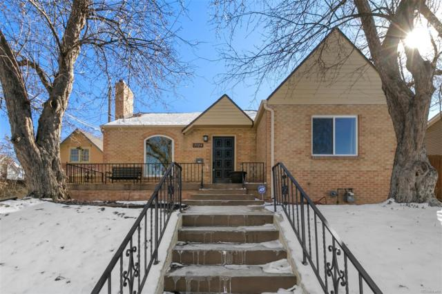 3124 W 21st Avenue, Denver, CO 80211 (#5187251) :: Compass Colorado Realty