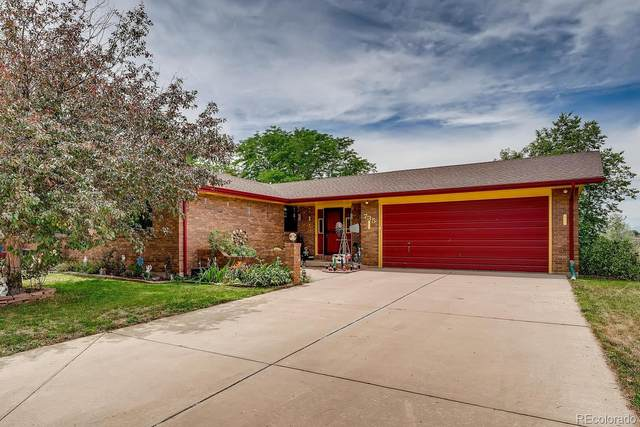 735 S Grand Avenue, Fort Lupton, CO 80621 (#5187650) :: The DeGrood Team